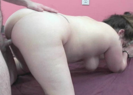 Plump slut Chloe is getting fucked