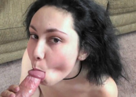 Lenna Lux sucks dick at the audition